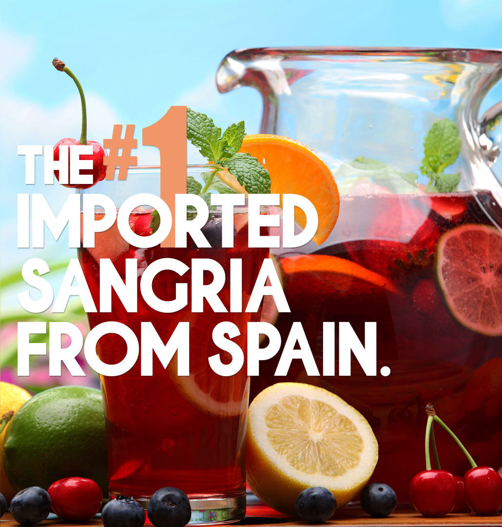 Real Sangria Official 1 Sangria Imported Spain